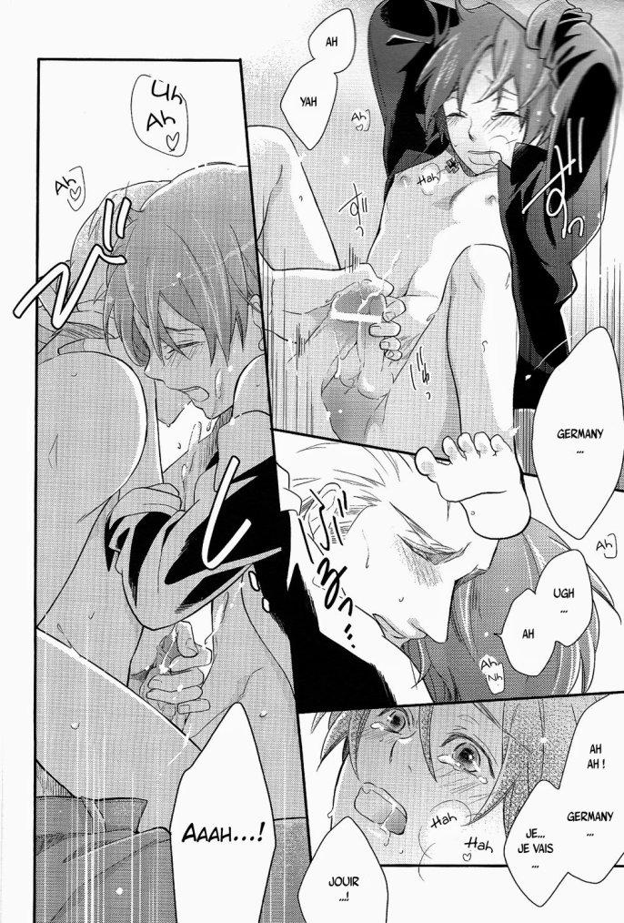 Hetalia - Natsu no mamono partie 3