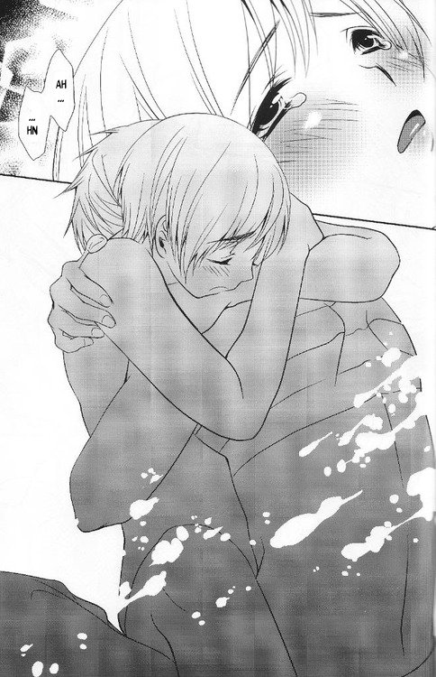 Hetalia - Only you partie 4