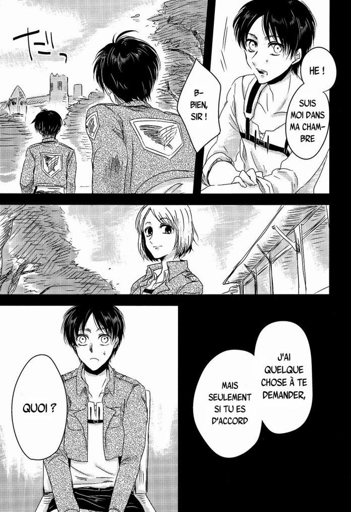 Shingeki no kyoujin - Mama naranai sekai partie 1