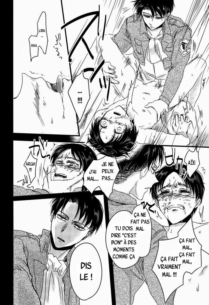 Shingeki no kyoujin - Mama naranai sekai partie 3