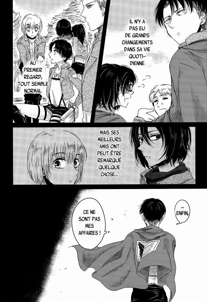 Shingeki no kyoujin - Mama naranai sekai partie 4