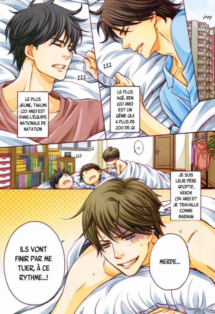 I'm being targeted by my two sons chapitre 2 partie 1