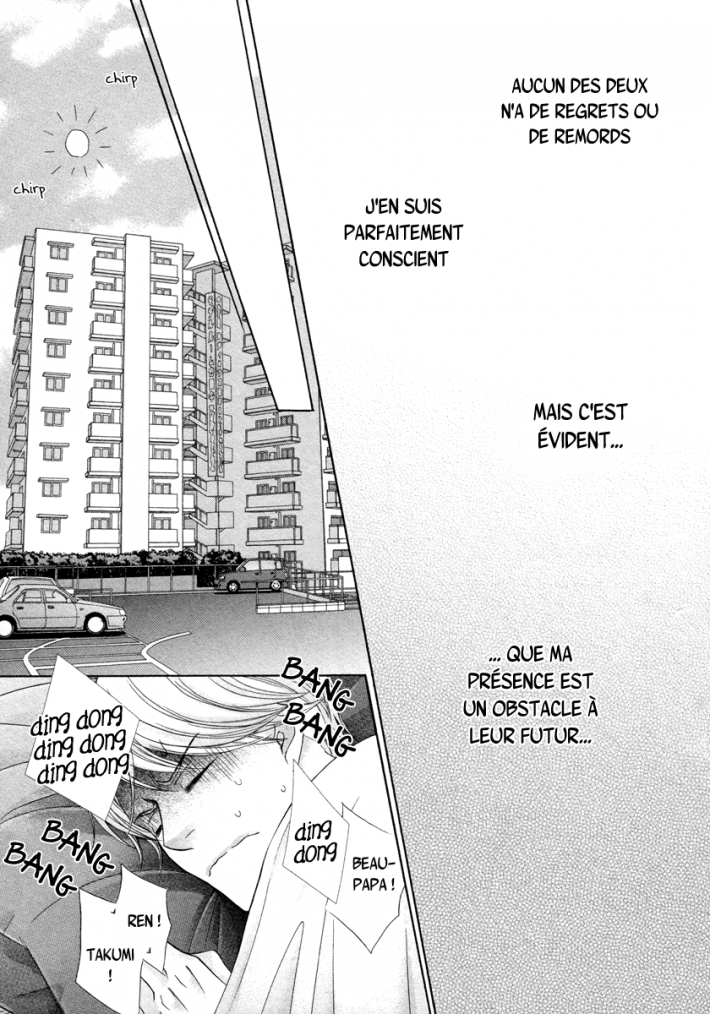 I'm being targeted by my two sons chapitre 4 partie 2