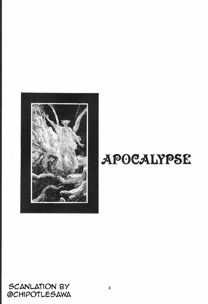 Monster - Apocalypse partie 1