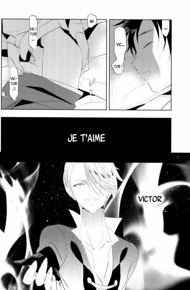 Yuri on ice - Eros to katsudon partie 2