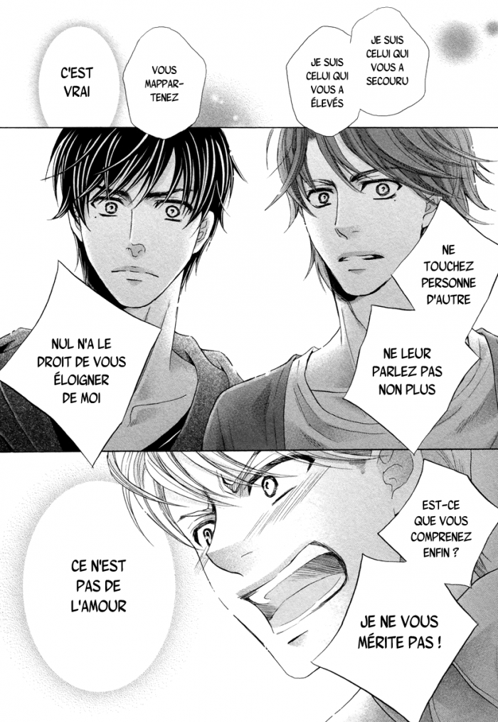 I'm being targeted by my two sons chapitre 5 partie 4