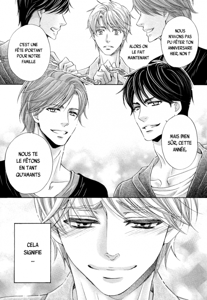 I'm being targeted by my two sons chapitre 5 partie 6