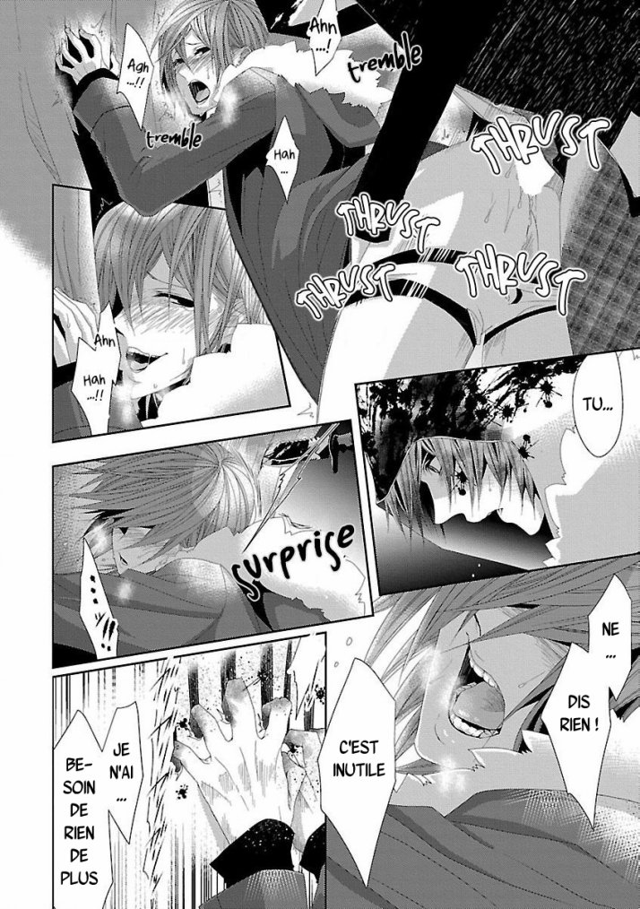 Shinjuu BL - Repeat bad end partie 2