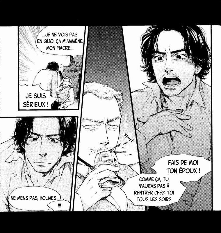 Sherlock Holmes - Casebook partie 1