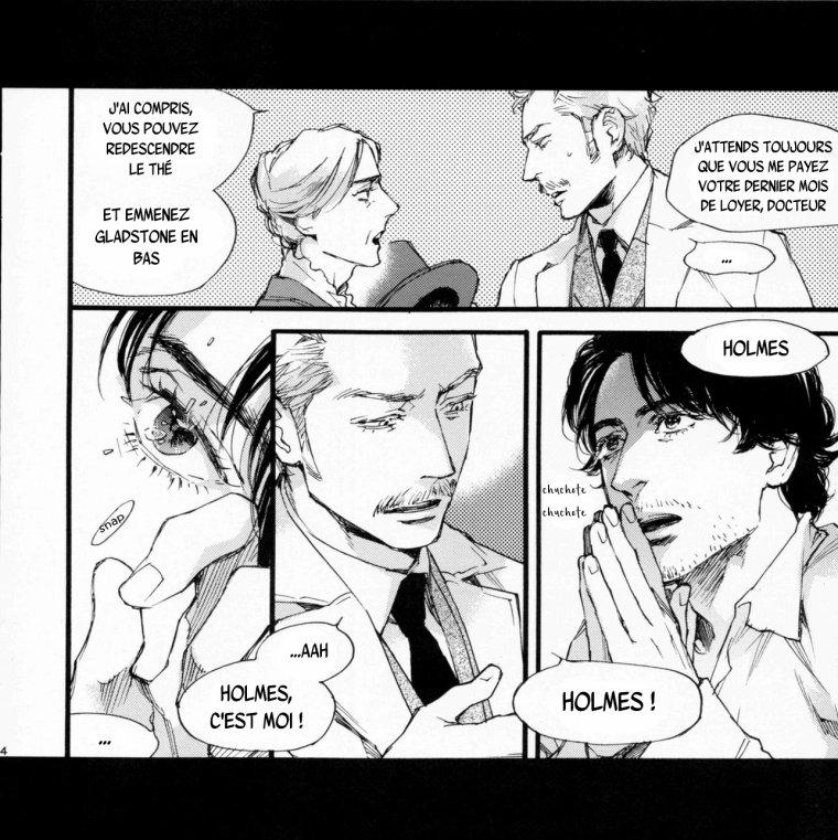 Sherlock Holmes - Casebook bonus partie 1