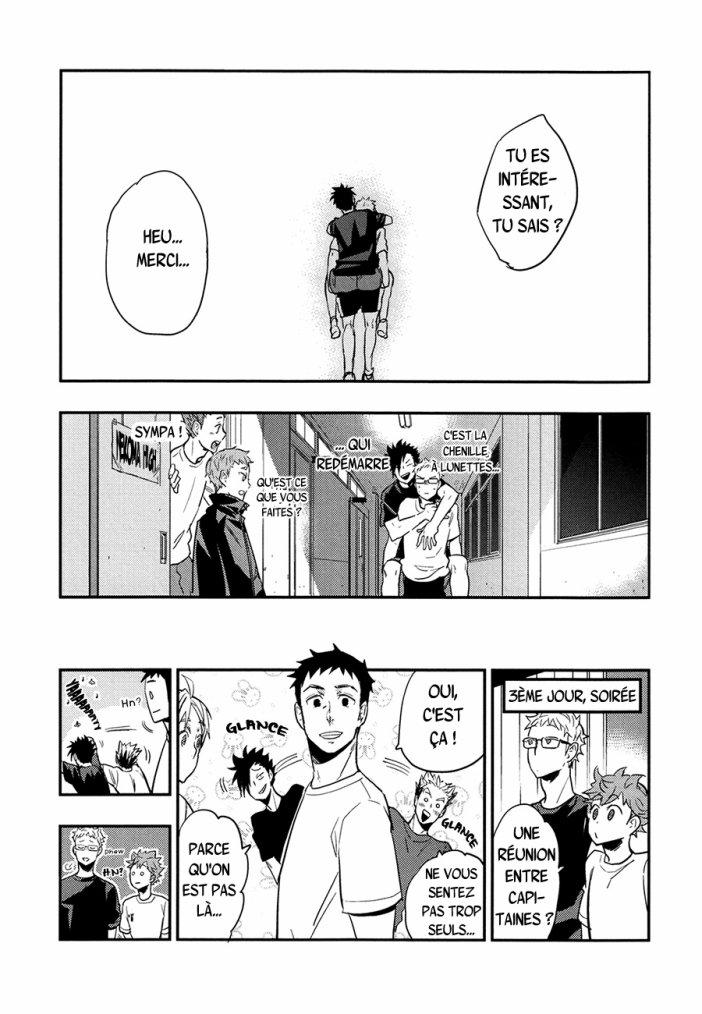 Haikyuu - KuroTsuki sairoku hon chapitre 1 partie 3