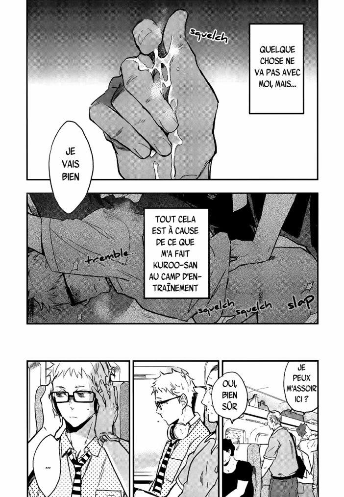 Haikyuu - KuroTsuki sairoku hon chapitre 2 partie 1