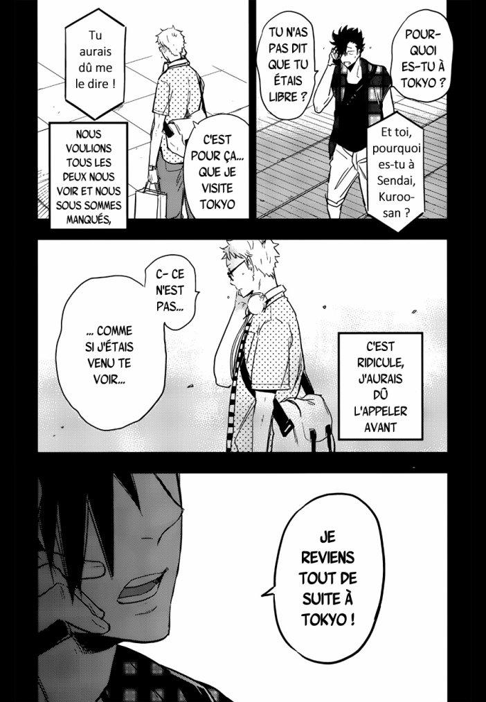 Haikyuu - KuroTsuki sairoku hon chapitre 2 partie 2