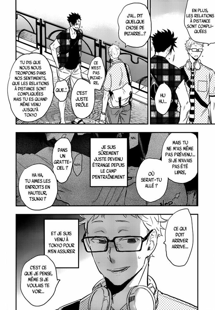Haikyuu - KuroTsuki sairoku hon chapitre 2 partie 4