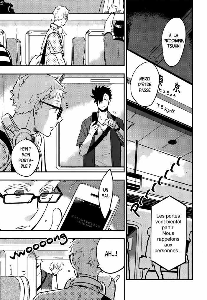 Haikyuu - KuroTsuki sairoku hon chapitre 2 partie 7