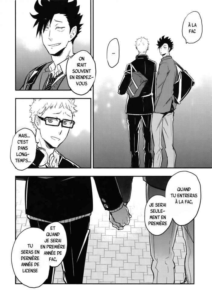 Haikyuu - KuroTsuki sairoku hon chapitre 4 partie 3