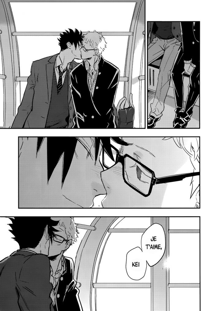 Haikyuu - KuroTsuki sairoku hon chapitre 4 partie 4