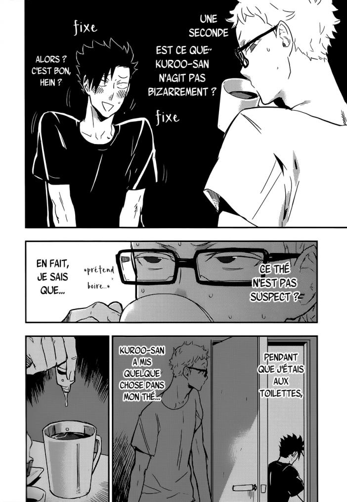 Haikyuu - KuroTsuki sairoku hon chapitre 5 partie 1