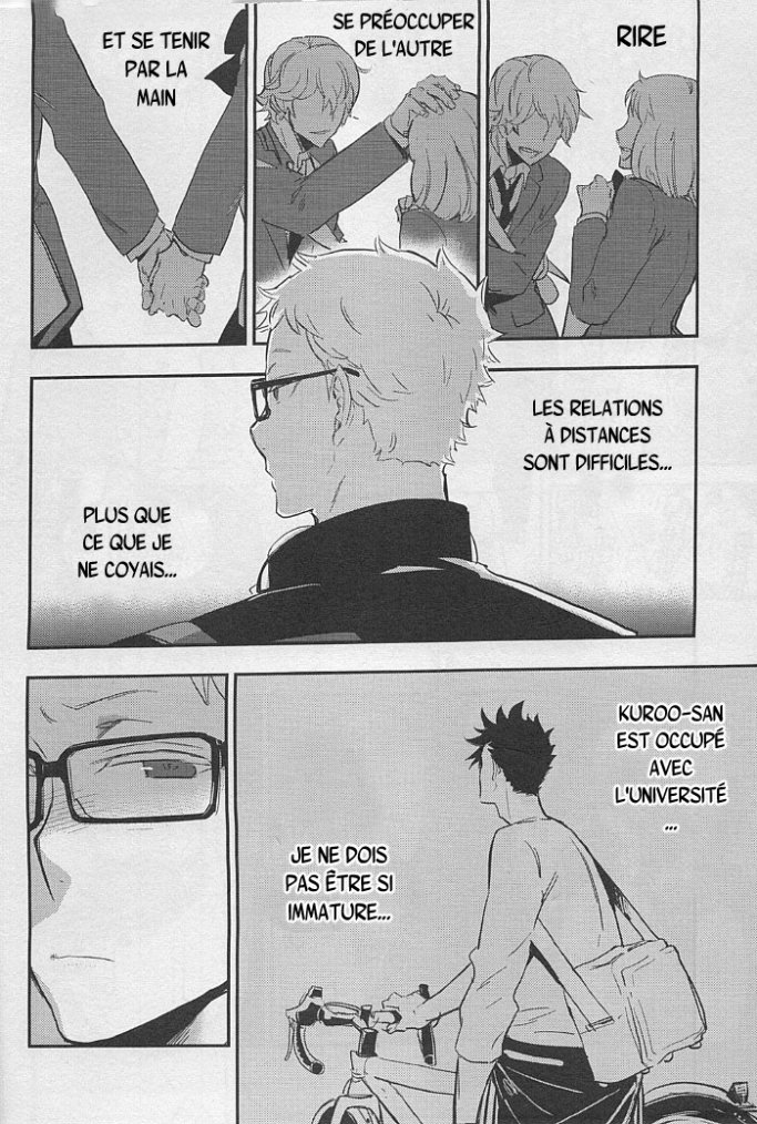 Haikyuu - Strawberry home chapitre 1 partie 1