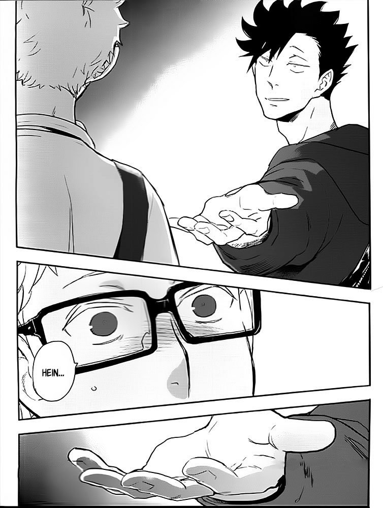Haikyuu - Strawberry home chapitre 3 partie 2