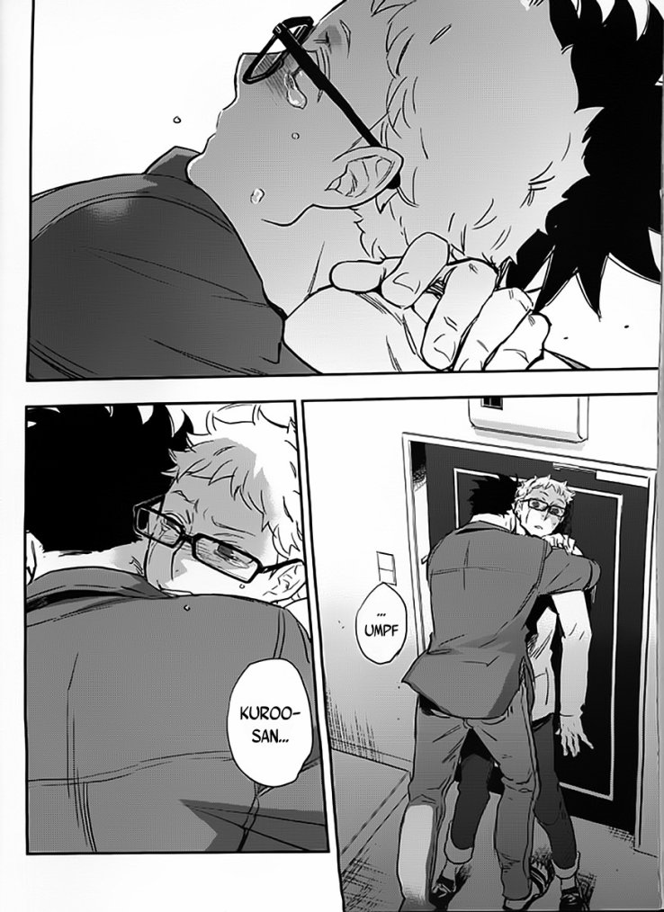 Haikyuu - Strawberry home chapitre 4 partie 4
