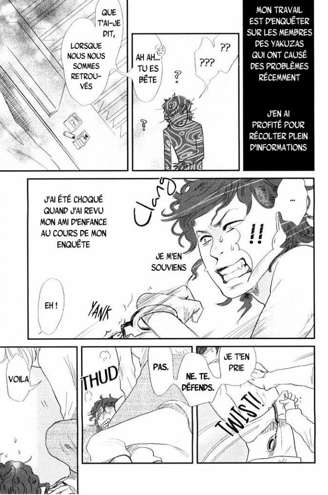 Shisei no otoko chapitre 1 partie 3