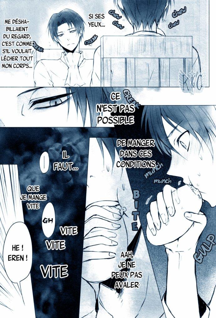 Shingeki no kyojin - Eat and feel partie 1