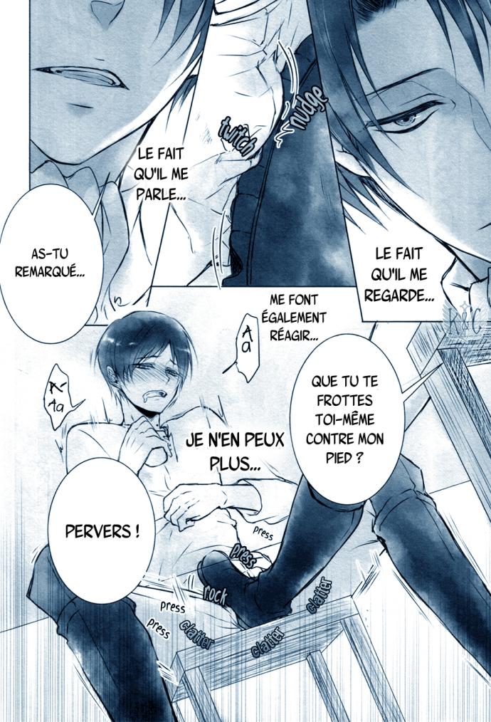 Shingeki no kyojin - Eat and feel partie 2