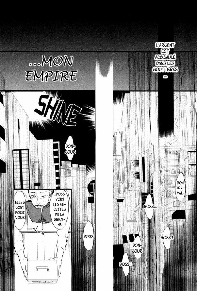 Shisei no otoko chapitre 3 partie 1