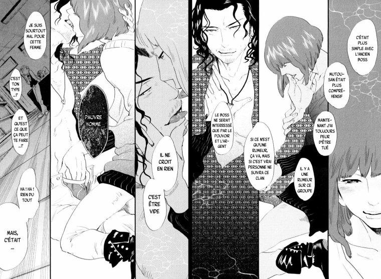 Shisei no otoko chapitre 3 partie 2