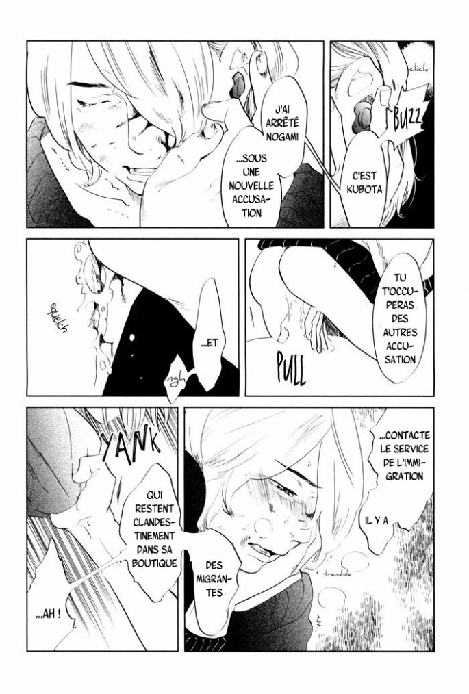 Shisei no otoko chapitre 3 partie 4