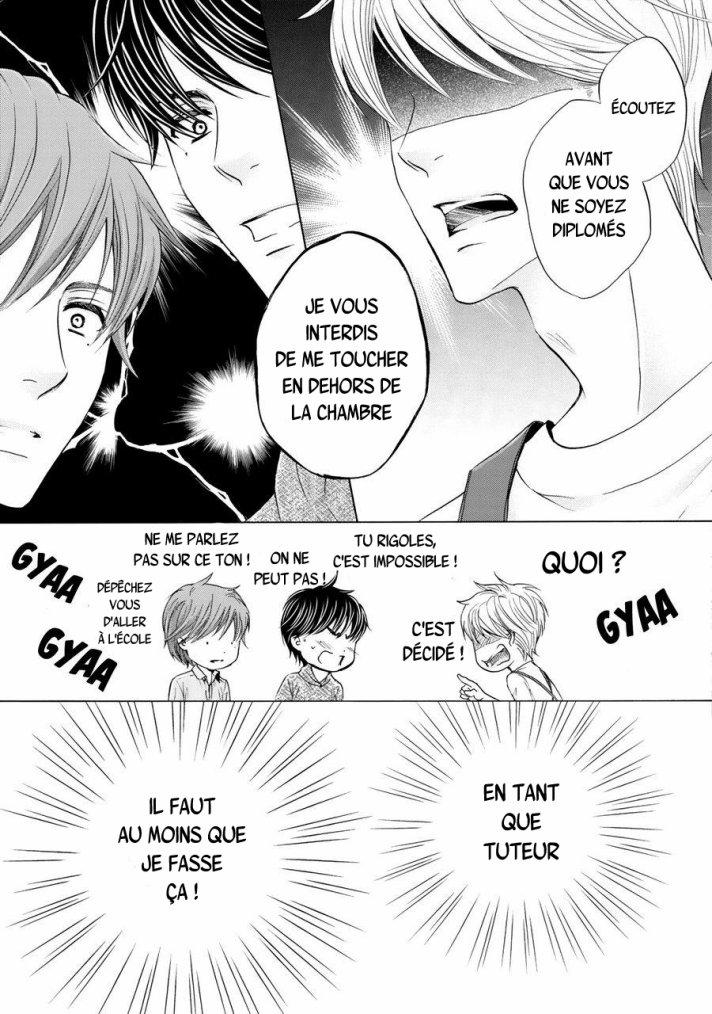 I'm being targeted by my two sons tome 2 chapitre 1 partie 1