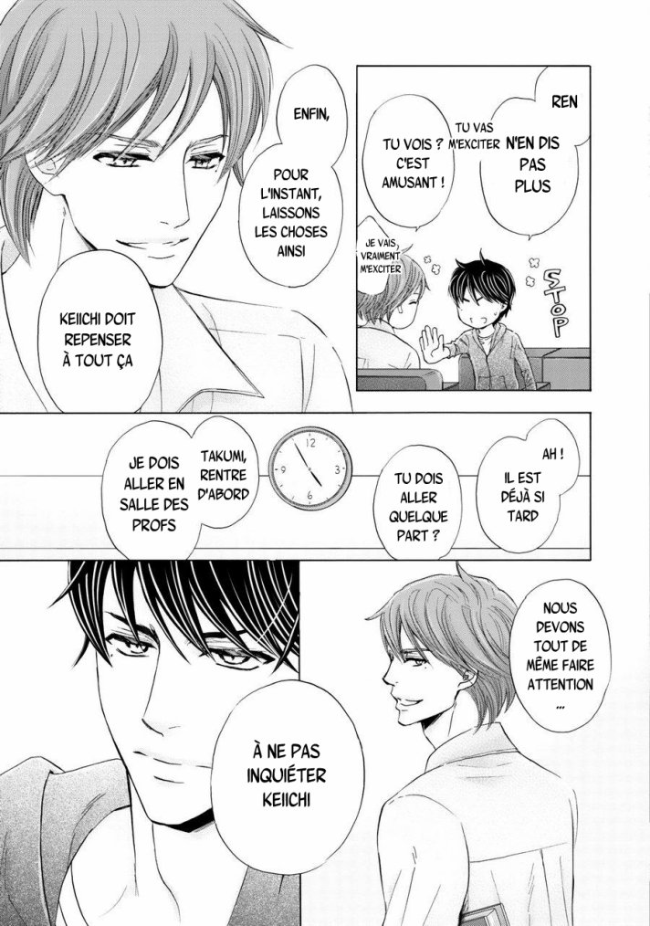 I'm being targeted by my two sons tome 2 chapitre 1 partie 2