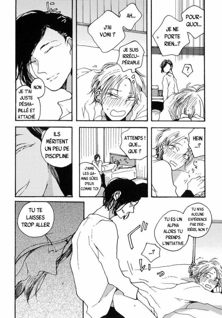 Sukijanaitte hyakkai tonaeta chapitre 1 partie 3