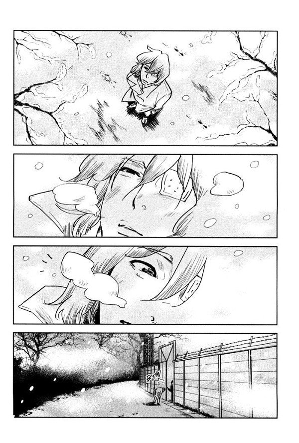 Shisei no otoko chapitre 4 partie 2