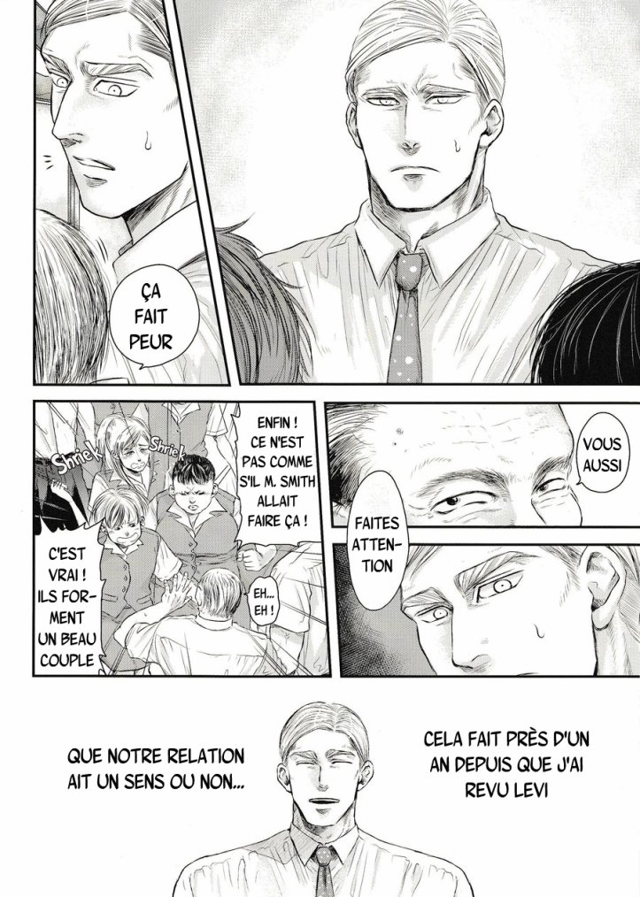 Shingeki no kyojin - Other's husband chapitre 2 partie 1