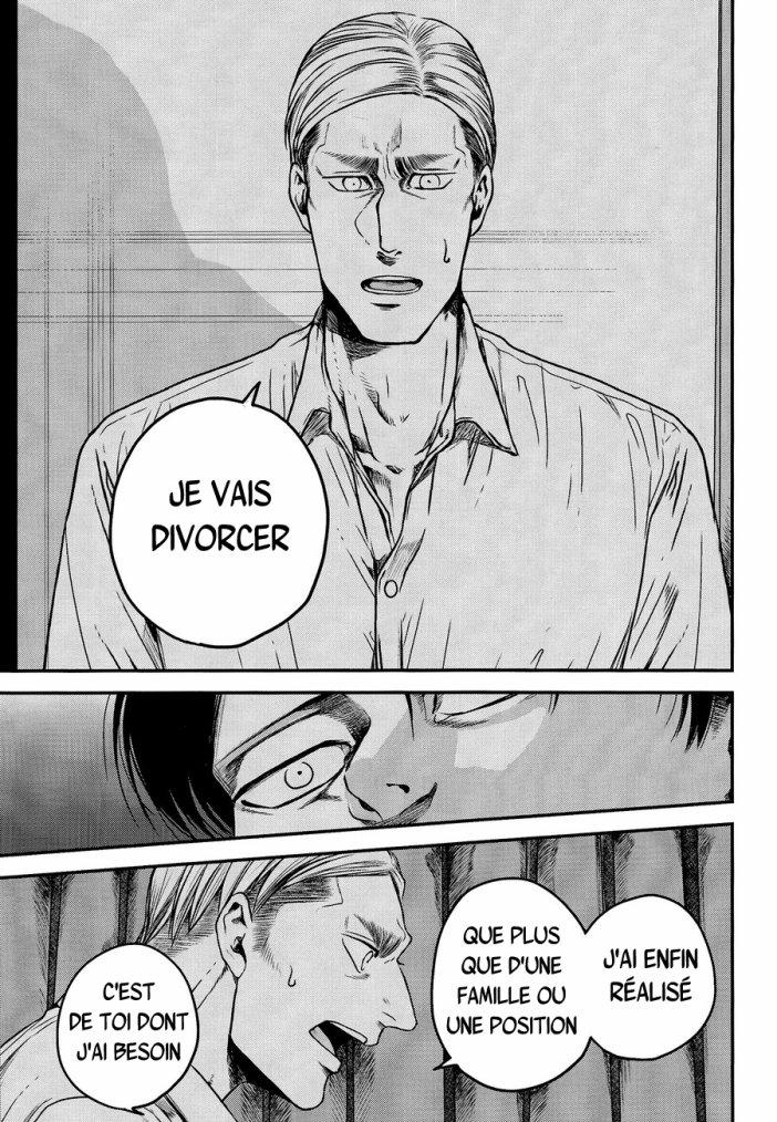Shingeki no kyojin - Other's husband chapitre 3 partie 5