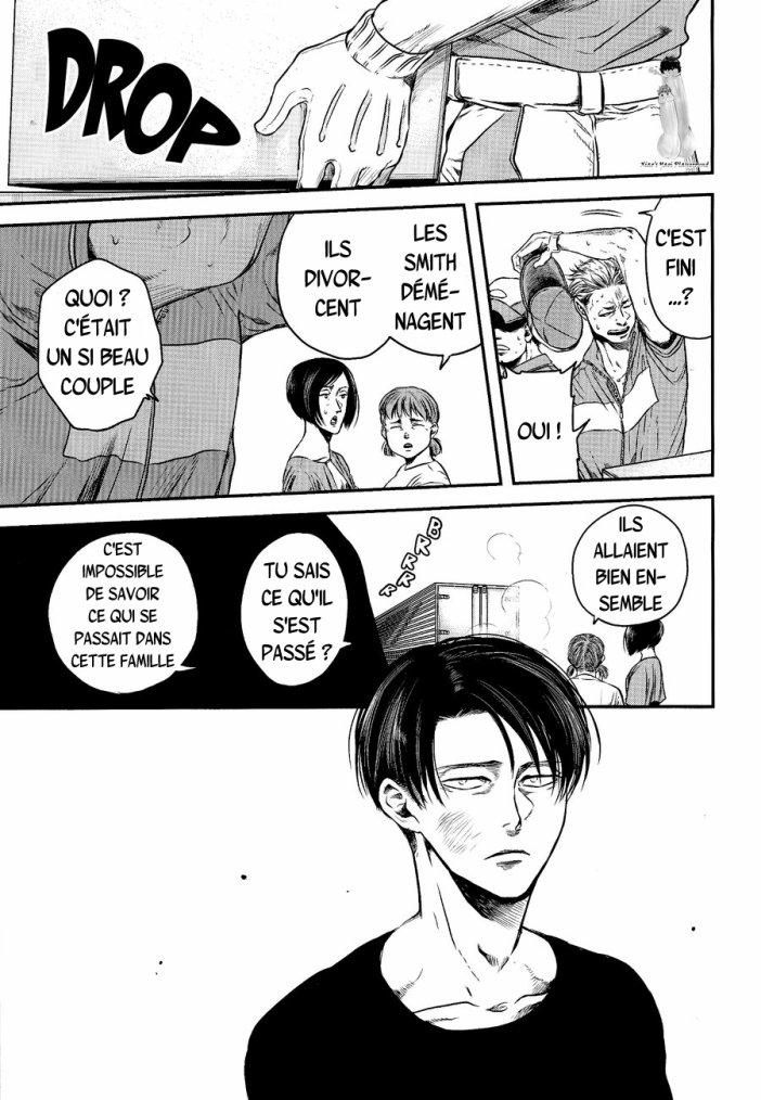 Shingeki no kyojin - Other's husband chapitre 3 partie 6