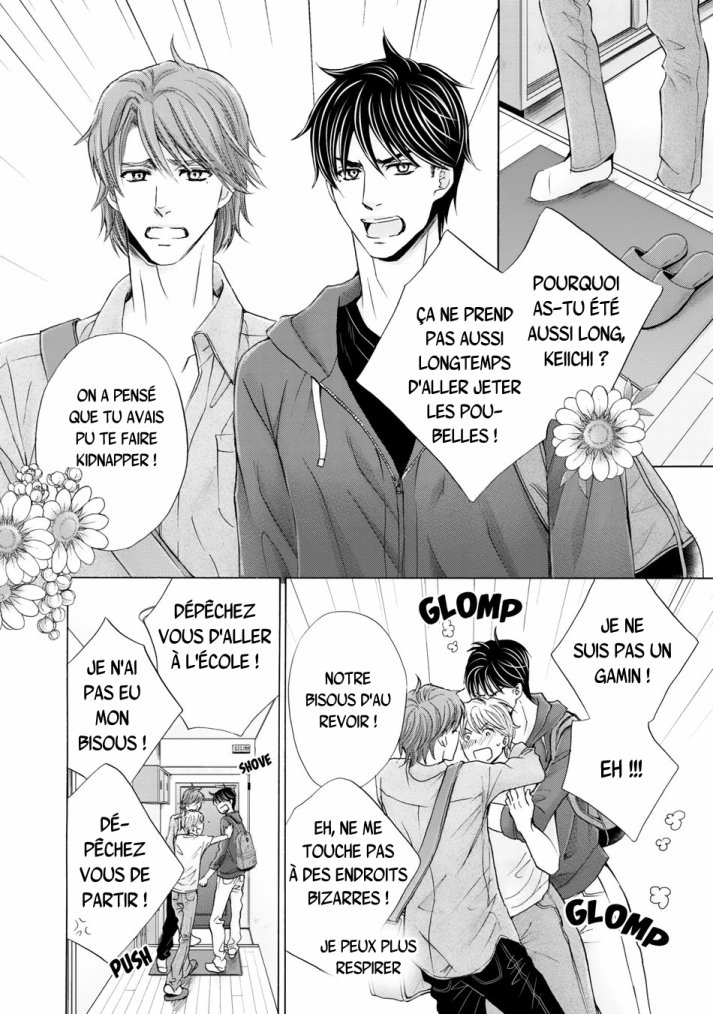 I'm being targeted by my two sons tome 2 chapitre 2 partie 1