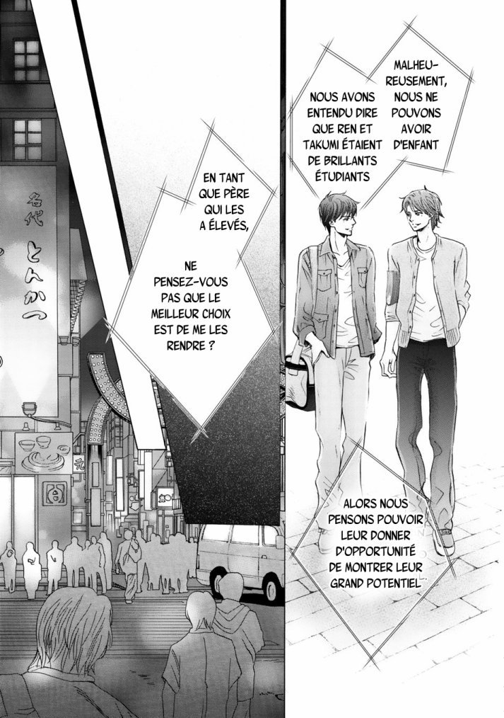 I'm being targeted by my two sons tome 2 chapitre 2 partie 2
