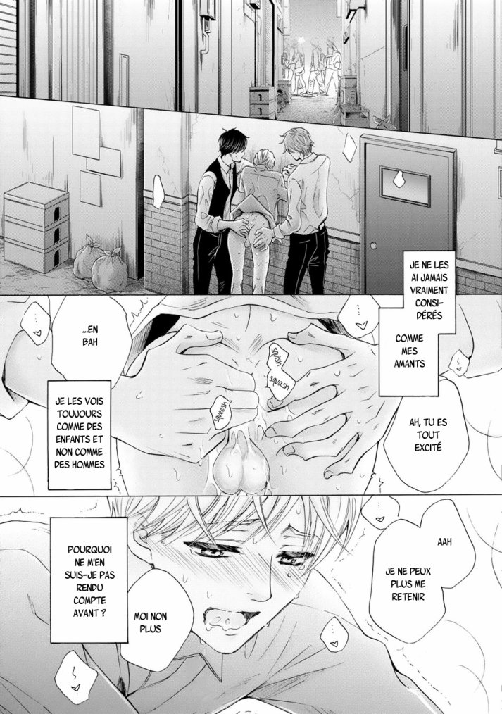 I'm being targeted by my two sons tome 2 chapitre 2 partie 4