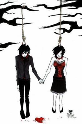 ps: non je suis pas suicidaire du tout, je trouve juste l'image très belle et parlante ...