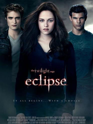 Twlight Chapitre 3 - Hesitation - Eclipse .