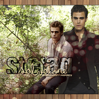 . Stefan Salvatore .