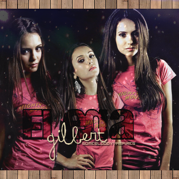 . Elena Gilbert .