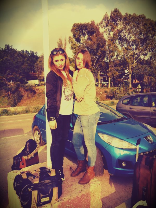 Ma meilleure amie.♥