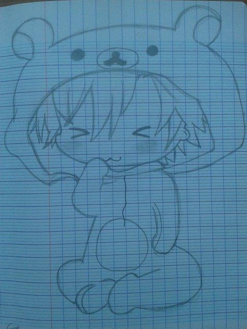 Oups ! Les dessins que j'avais oublié de poster ! (=_=;)