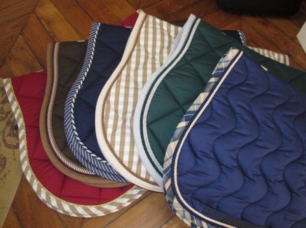 Equipement pour le cheval : Les tapis