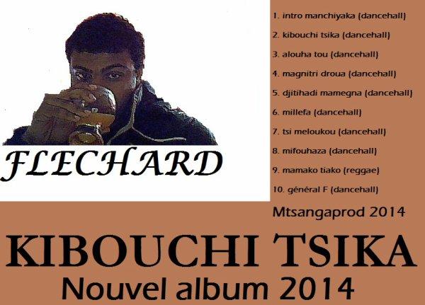 Kibouchi Tsika / medley kibouchi tsika (2014)