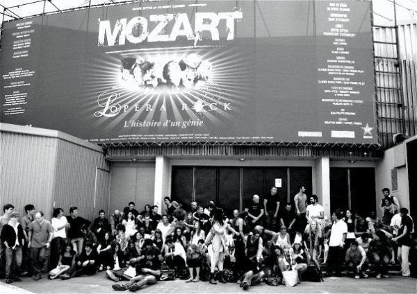 • Chapitre 1 . About Mozart And We